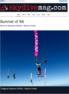 poster image of Skydive Mag