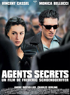 Poster image of Agents sectrets